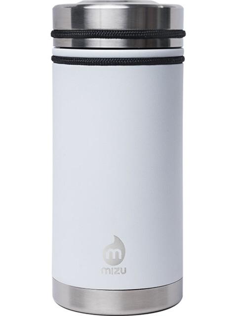 MIZU V5 - Gourde - with V-Lid 500ml blanc